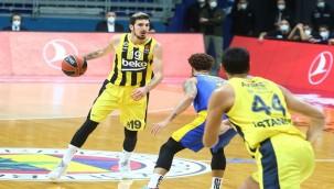 Fenerbahçe Beko: 82 - Maccabi Playtika: 75