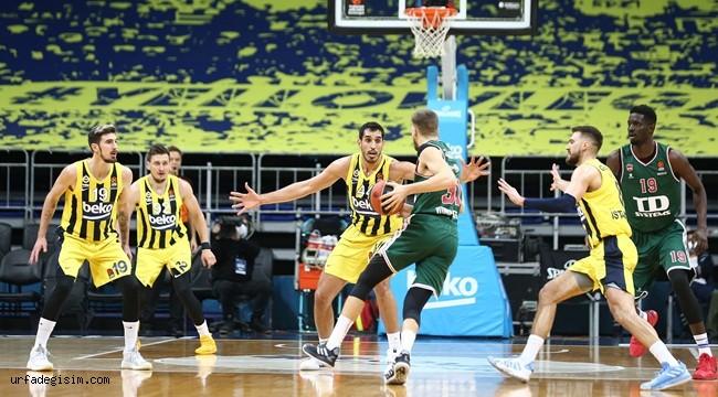 Fenerbahçe Beko: 96 - Baskonia: 76