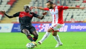 FT Antalyaspor: 3 - Fatih Karagümrük: 1