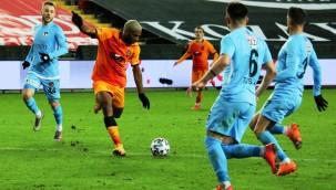 Gaziantep FK: 1 - Galatasaray: 2