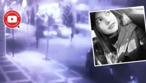 Genç kızın kazada öldüğü o anlar!
