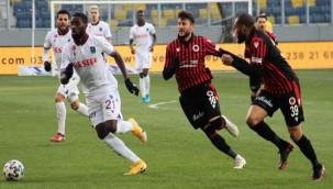Gençlerbirliği: 1 - Trabzonspor: 2