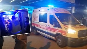 Halfeti'de motosiklet devrildi: 2 yaralı