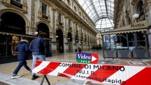 İtalya'da 24 saatte virüsten kaç kişi hayatını kaybetti