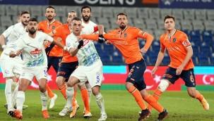 Medipol Başakşehir: 1 - Çaykur Rizespor: 1