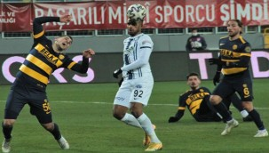 MKE Ankaragücü: 1 - Kasımpaşa: 0