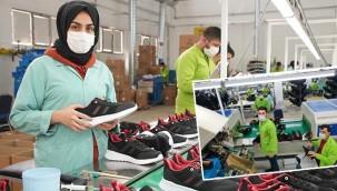 Şanlıurfa, ayakkabı üretim merkezi oluyor