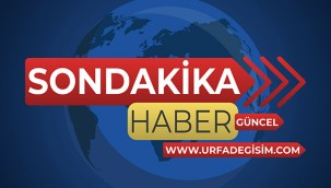 Şanlıurfa'da silahlı saldırı: 1 yaralı