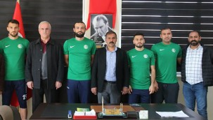 Şanlıurfaspor 4 transferi duyurdu