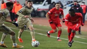 Sivasspor: 1 - Fenerbahçe: 1
