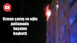 Suruç'taki patlama anı!