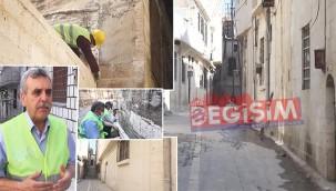 Tarihi sokaklar özüne kavuşuyor