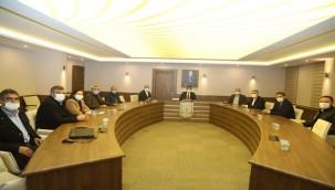 Toplu İş Sözleşmesinin ilk oturumu gerçekleştirildi