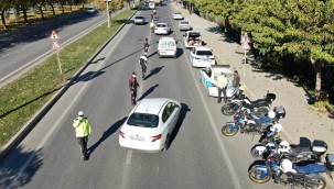Urfa'da trafik kazaları azaldı