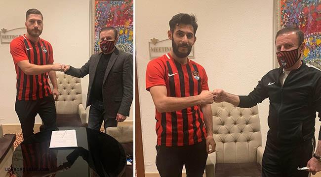 Urfaspor'dan ayrılan futbolcuların yeni adresi