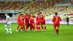 Yeni Malatyaspor: 4 - Çaykur Rizespor: 1