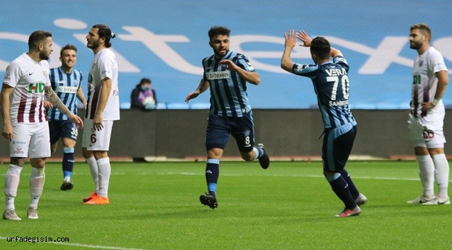 Adana Demirspor: 2 - Bandırmaspor: 0