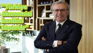 Adnan Bali, Türkiye ekonomisini değerlendirdi