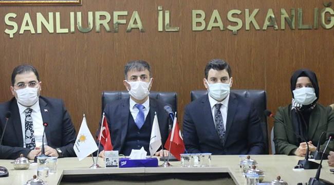 Ak Parti Haliliye ilçe yönetim listesi belli oldu