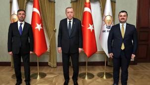 AK Parti'nin yeni başkan adayından açıklama