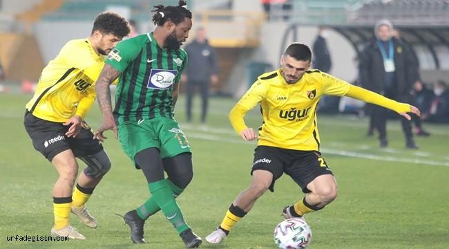 Akhisarpor: 0 - İstanbulspor: 1