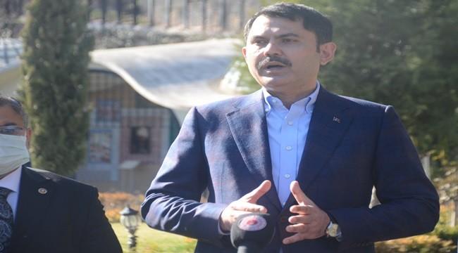 Kurum'dan Kanal İstanbul açıklaması