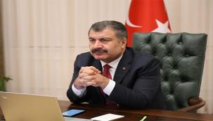 Bakanı Koca vaka sayısı azalan illeri açıkladı