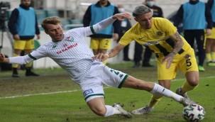 Bursaspor: 0 - Menemenspor: 1
