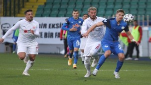 Çaykur Rizespor: 0 - Demir Gurup Sivasspor: 0