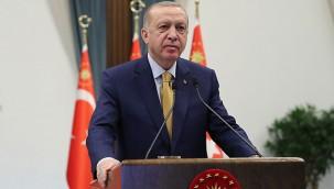 Cumhurbaşkanı Erdoğan Erbakan'ı andı