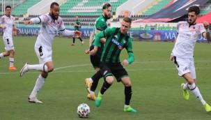 Denizlispor: 1 - Gençlerbirliği: 0