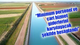 DSİ'den su fiyatlarına ilişkin açıklama