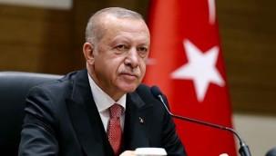 Cumhurbaşkanı Erdoğan'dan yeni müjde