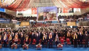 Erdoğan, Urfa'dan aile yapısına dikkat çekti