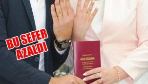 Evlilik ve boşanma rakamları açıklandı