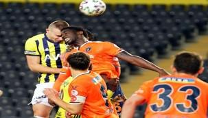 Fenerbahçe: 1 - M.Başakşehir: 2