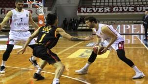 Gaziantep Basketbol: 68 - Galatasaray: 61