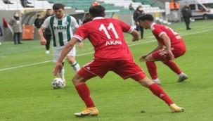 Giresunspor: 1 - Ankaraspor: 0
