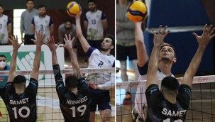 Haliliye Belediyespor 3 set kaybetti