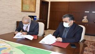Harran Üniversitesi ve GAPTAEM Protokol İmzalandı