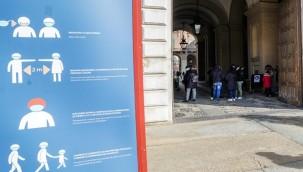 İtalya'da yeni vaka sayısı