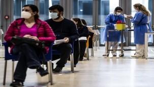 İtalya'da 19 bin yeni vaka