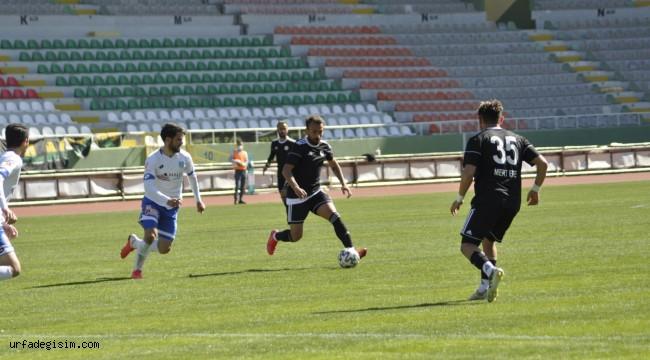 Karaköprü Belediyespor - Bursa Yıldırımspor: 0-0