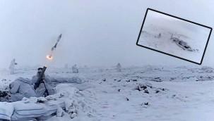 Kars'taki tatbikat sürüyor