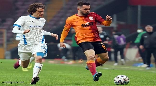 Maçın kazananı Galatasaray