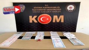Rüşvet ve sahtecilik operasyonunda 6 zanlı tutuklandı