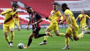 Samsunspor: 6 - Eskişehirspor: 1