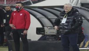 """Sivas spor maçına iyi hazırlanacağız"""