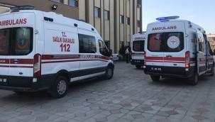 Suriyeliler arasında bıçaklı kavga: 7 yaralı