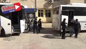 Terör Operasyonunda 13 tutuklama